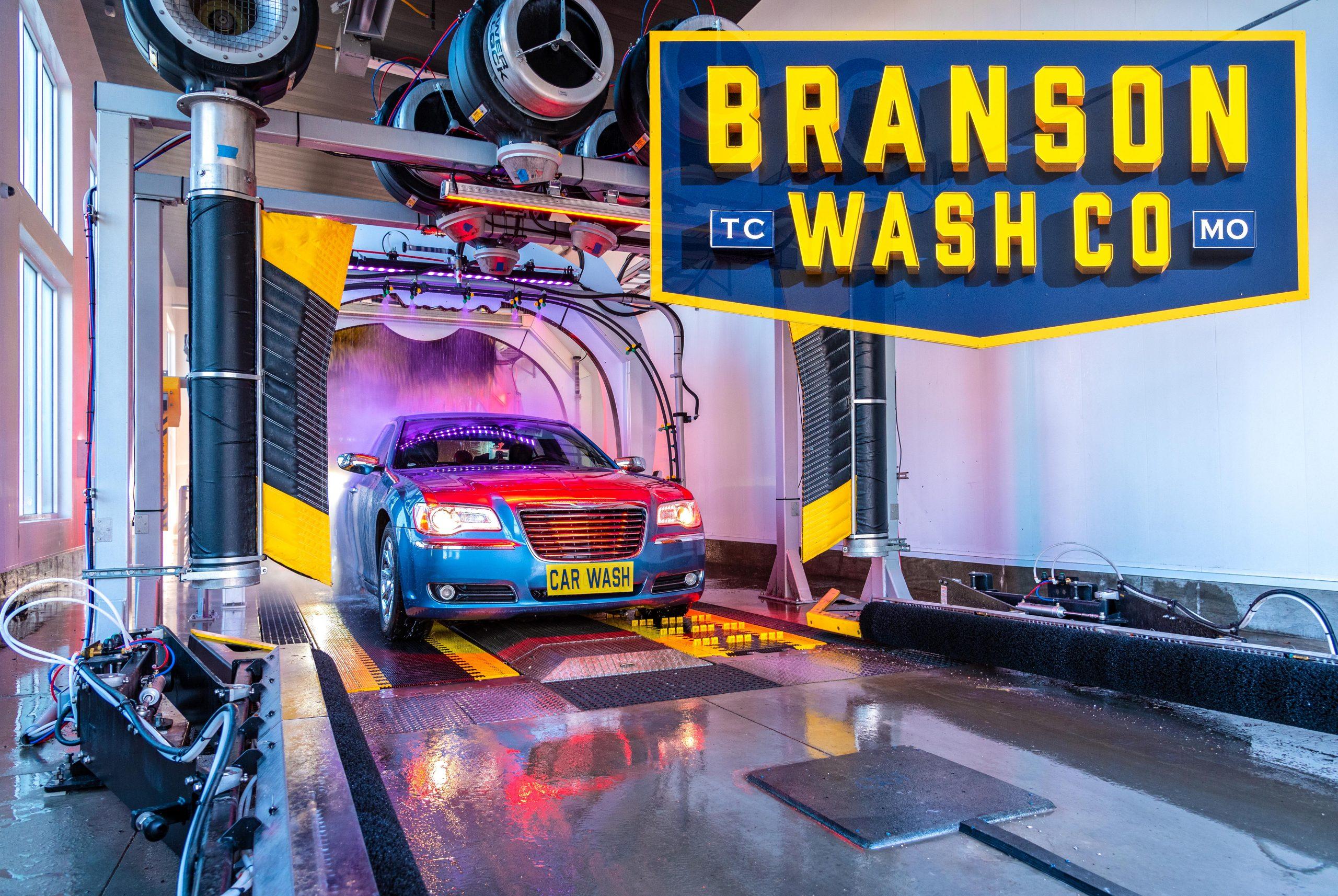 Branson Wash Company